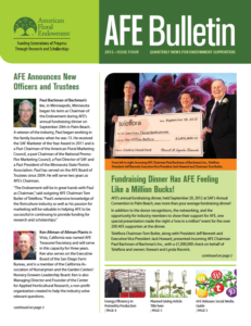 Archived Bulletins - 2012 Edition Four