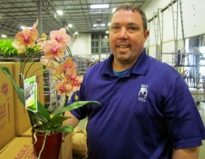 Kevin Titherington, warehouse manager, has been with Bell since 1991 and is the longest serving employee. He has done a bit of everything in his years at Bell and enjoys seeing how many job opportunities exist in horticulture.