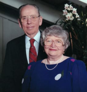 Vic and Margaret Ball