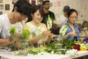 UC Davis Flower Power Class