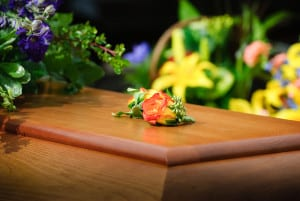 Funeral flowers report