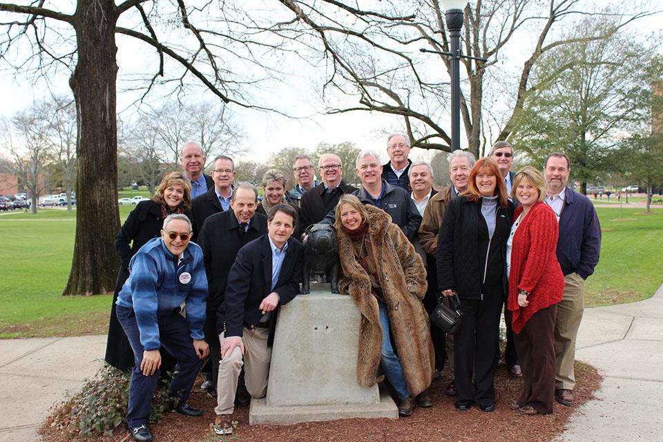 MSU Bulldogs Host AFE Trustees