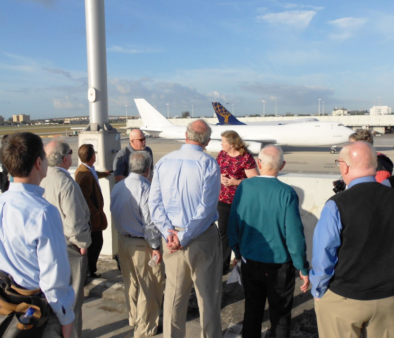AFE Receives Special Tour, Hosts Industry Forum in Miami