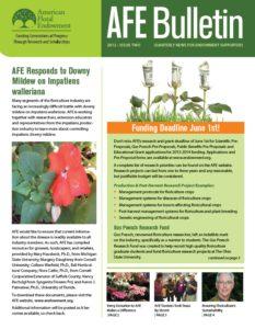 2012 Issue 2 Bulletin