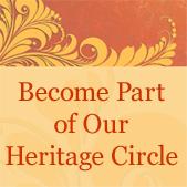 Heritage Circle Banner