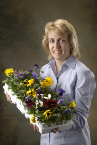 Mary Hausbeck - Floriculture/Horticulture Research