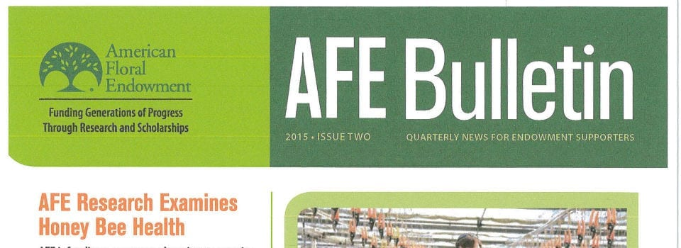 AFE 2015 Bulletin Issue Two _FEATURED