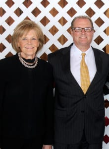 Peggy and Michael Leider