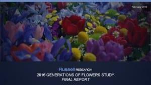 Generations Of Flowers Study