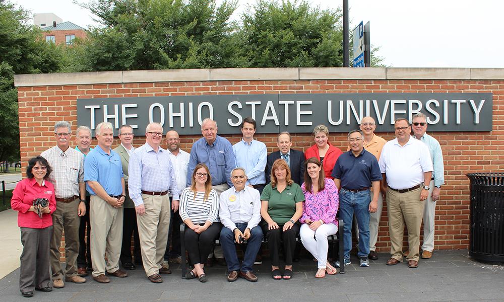 AFE Trustees Visit Ohio State