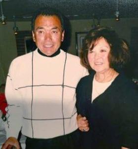 Eugene and Evelyn Yoshihara