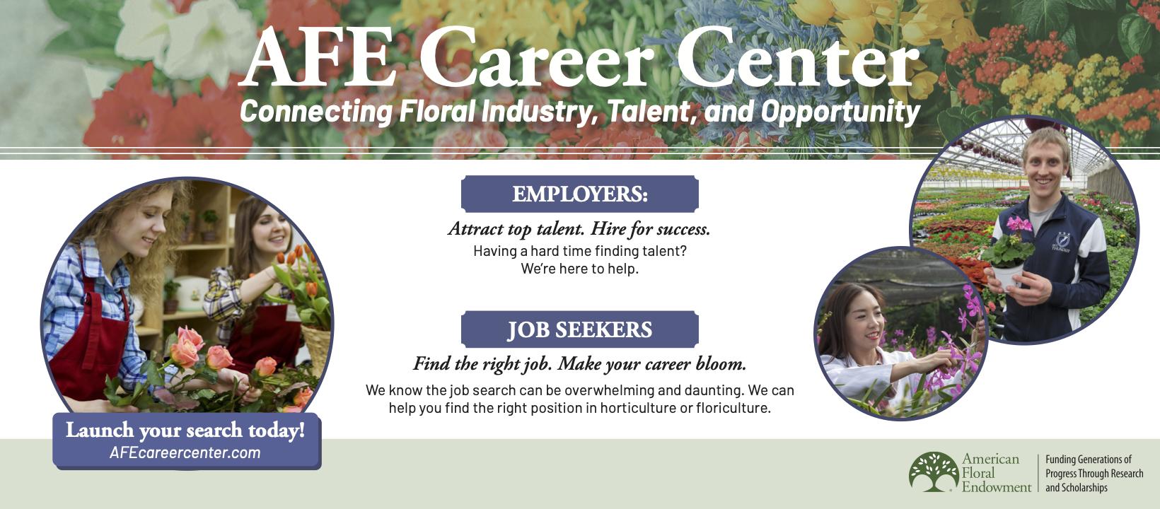Career Center Top Banner