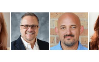 Four Industry Members Earn AAF Designation