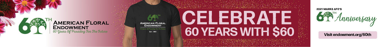 Support our 60th Anniversary