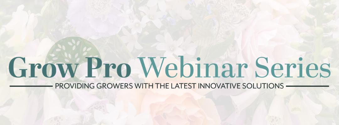 New Monthly 'Grow Pro' Webinars