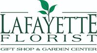 Lafayette Florist Logo