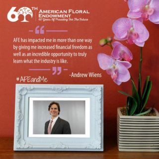 Thank you to Vic & Margaret Ball Intern Scholarship recipient, Andrew Wiens, for sharing his #AFEandMe story. Have a story you'd like to share, too? Tag us on social media or fill out the form here: https://buff.ly/33AEidt